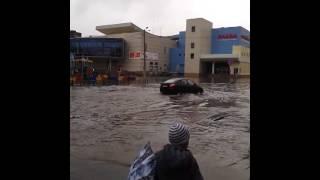 Город Копейск шумовая волна.(Центр города , затопило., 2014-07-21T15:56:00.000Z)