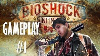 Bioshock Infinite Gameplay #1 - Melhor Gráfico do XBox 360?