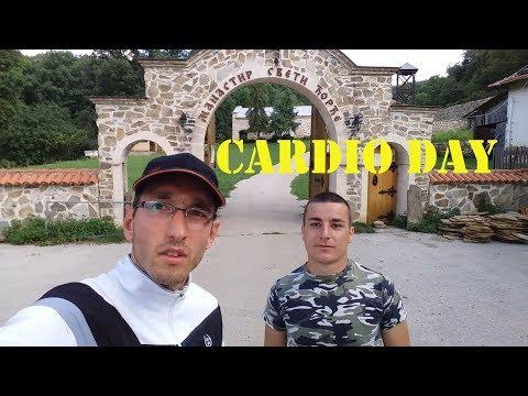 Cardio day 14.07.2018. Druženje sa Milanom bajsom do Ajdanovca