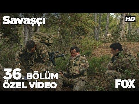Bayram Başçavuş'un vurulması Bozok ve Bozkurt'u durdurmayacak! Savaşçı 36. Bölüm