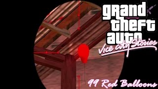 vuclip GTA: Vice City Stories (PSP Emu) 99 Red Balloons