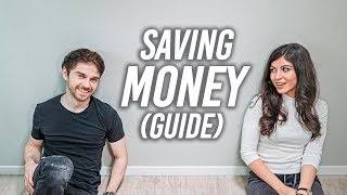 How To Save 50% Of Your Income (Guide To Saving Money Fast)