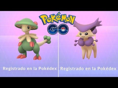 REGISTROS Y CAPTURAS ÉPICAS DE 3 GENERACIÓN! [Pokémon GO-davidpetit]