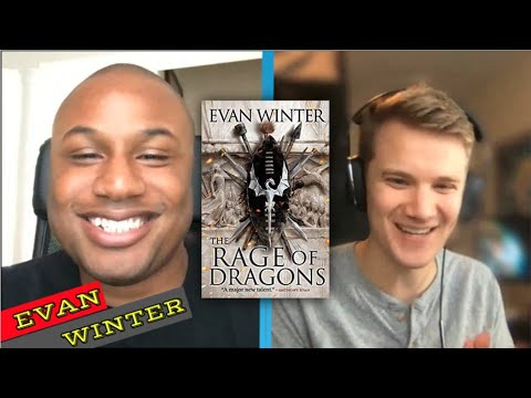An Interview With Evan Winter – Rage Of Dragons Author