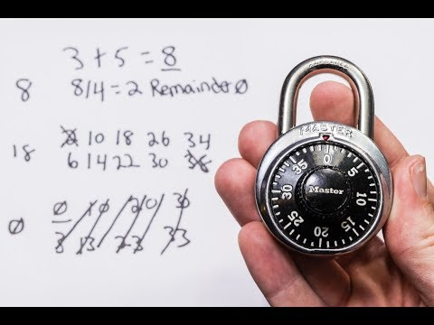 Decoding Dial Combination Locks