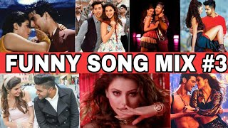 Funny Song Mix #3 | Kiki Challenge in Bollywood Style | Music and Etc