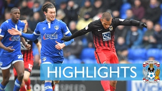 Highlights | Oldham 3-2 Coventry