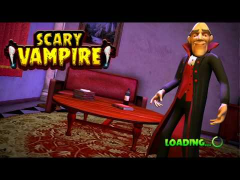 ► VAMPIRE  Chained Monster (Scary Dudes) Scary Vampire Rampage - Android Gameplay