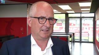 HFC-Präsident Jens Rauschenbach im Interview