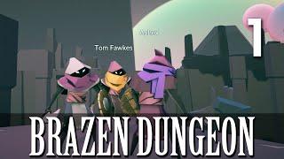 [1] Brazen Dungeon (Let's Play Necropolis w/ GaLm and friends)