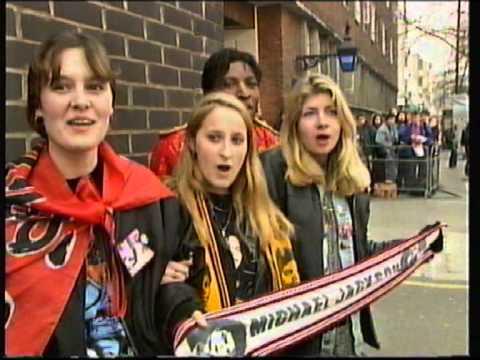 Jarvis at the Brits LNN 11 03 1996