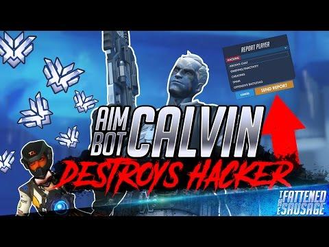 [Top 500] AimbotCalvin DESTROYS Aimbot Hacker