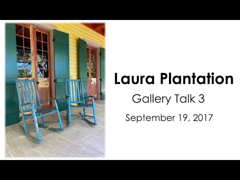 Gallery Talk 3 : The Story Continues : September 19, 2017