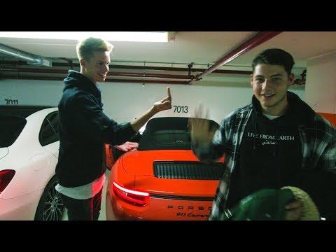 EXTREM teure Autos & mit Luca in Köln (Vlog)