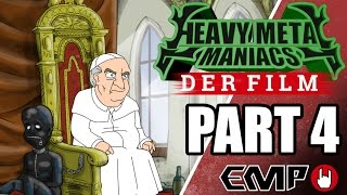 Heavy Metal Maniacs: Folge 40 - Im Vatikan