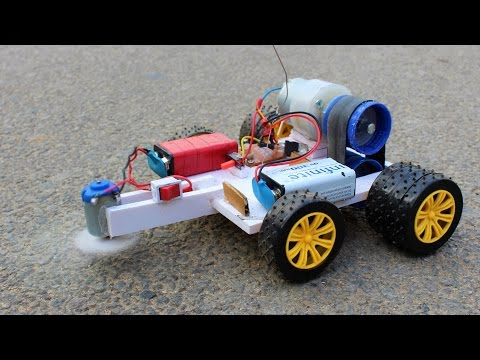 How To Make A Grass Cutter Tractor - Make Your Own Creation