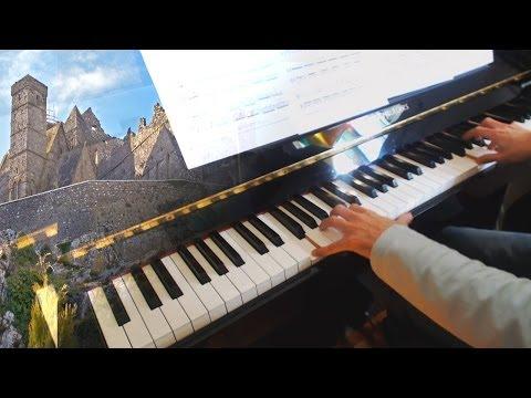 🎵 Across The Burren (Michele McLaughin) ~ Piano cover by HollowRiku