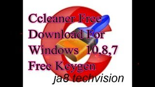 ccleaner free 2019