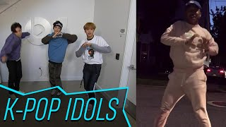 """NCT 127 does the """"In My Feelings"""" challenge with Access! Watch to s..."""