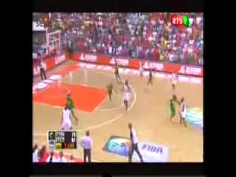 Afrobasket Les Lionnes Battu par la Mozambique 77 61