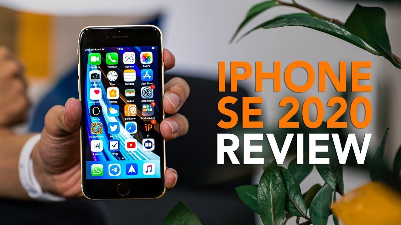 iPhone SE 2020 review: de instap-iPhone waar je op gewacht hebt