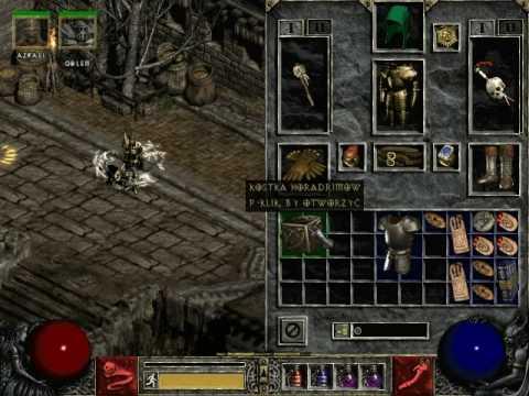 Diablo 2 Absolution (Respec Token) PL (Znak Rozgrzeszenia)