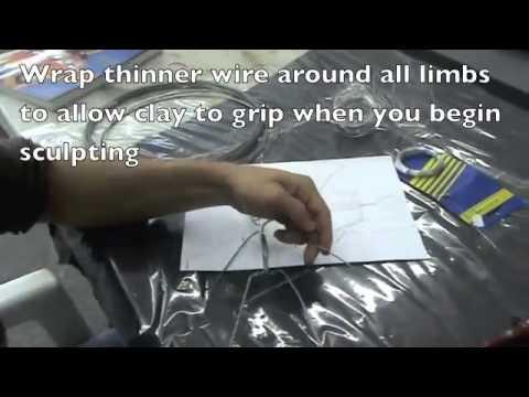Barnes DIY Armature Project hq
