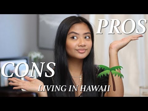 Living In Hawaii PROS And CONS | Jonalyne Joy
