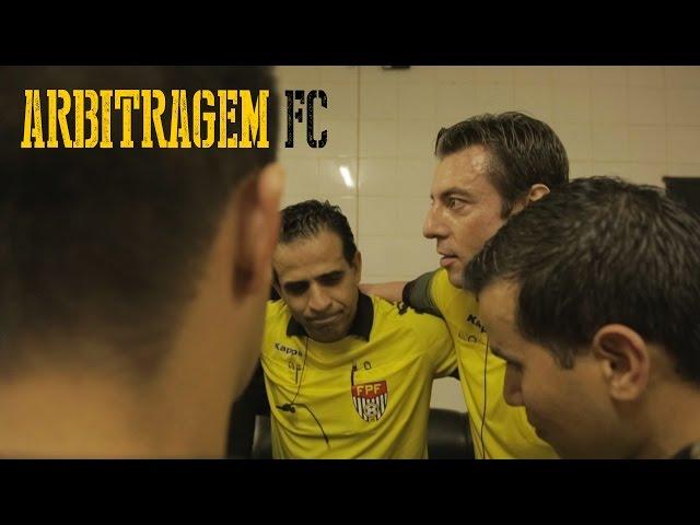 [Vídeo] Partida de futebol sob a perspectiva da arbitragem