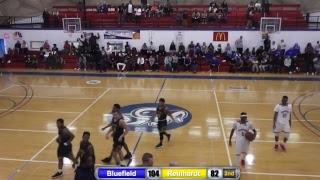 LIVE STREAM: Men's Basketball vs. Reinhardt: 4:00 PM