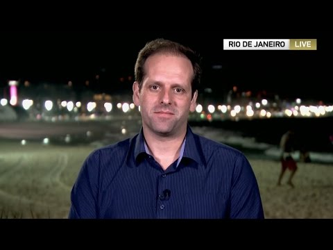Erich Beting on Olympics ticket sales in Rio