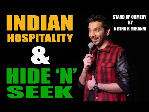 Indian Hospitality & Games | Stand-up Comedy by Nitinn R Miranni