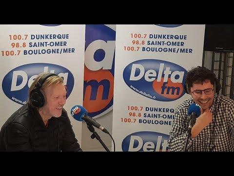 Fred Rister En Interview - Delta FM