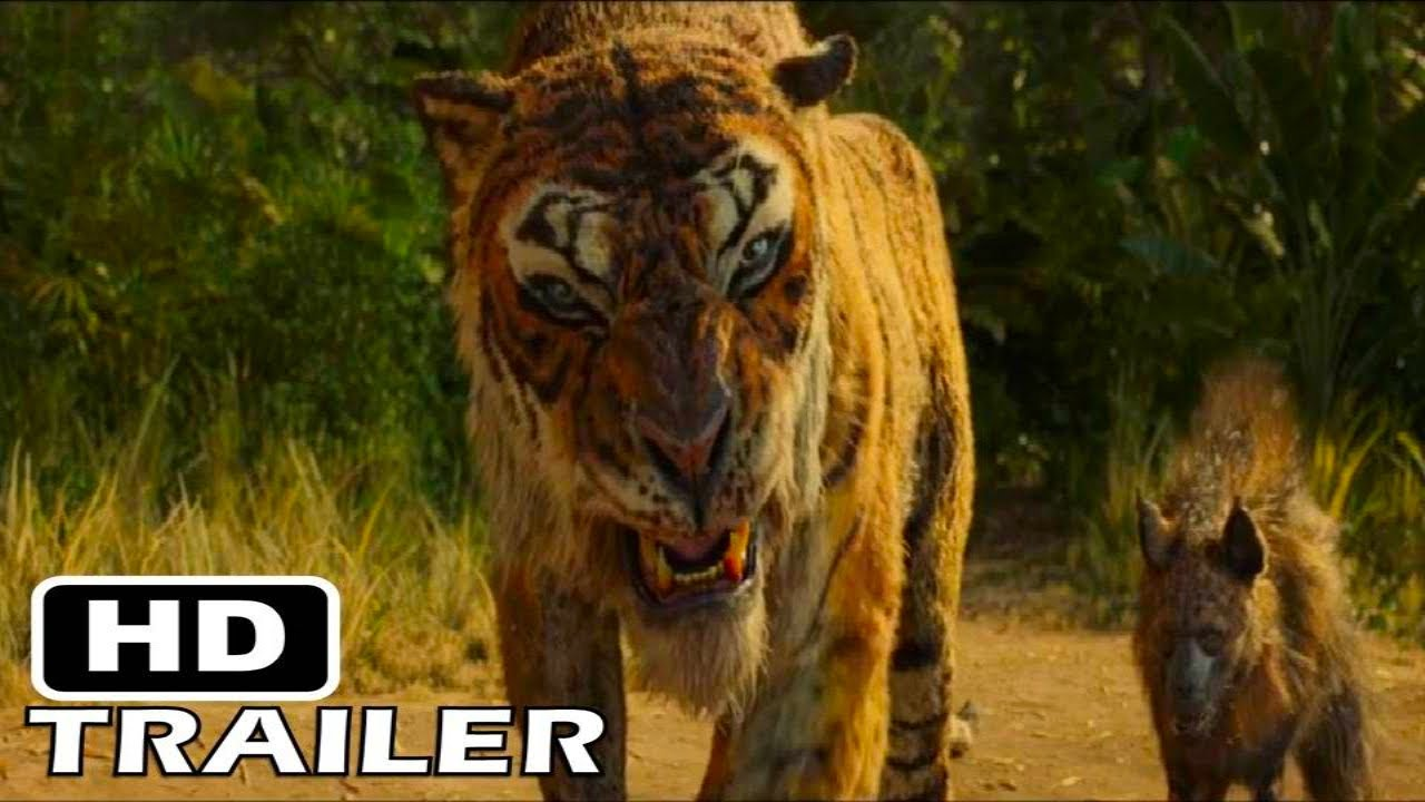 Jungle Book Stream 2019