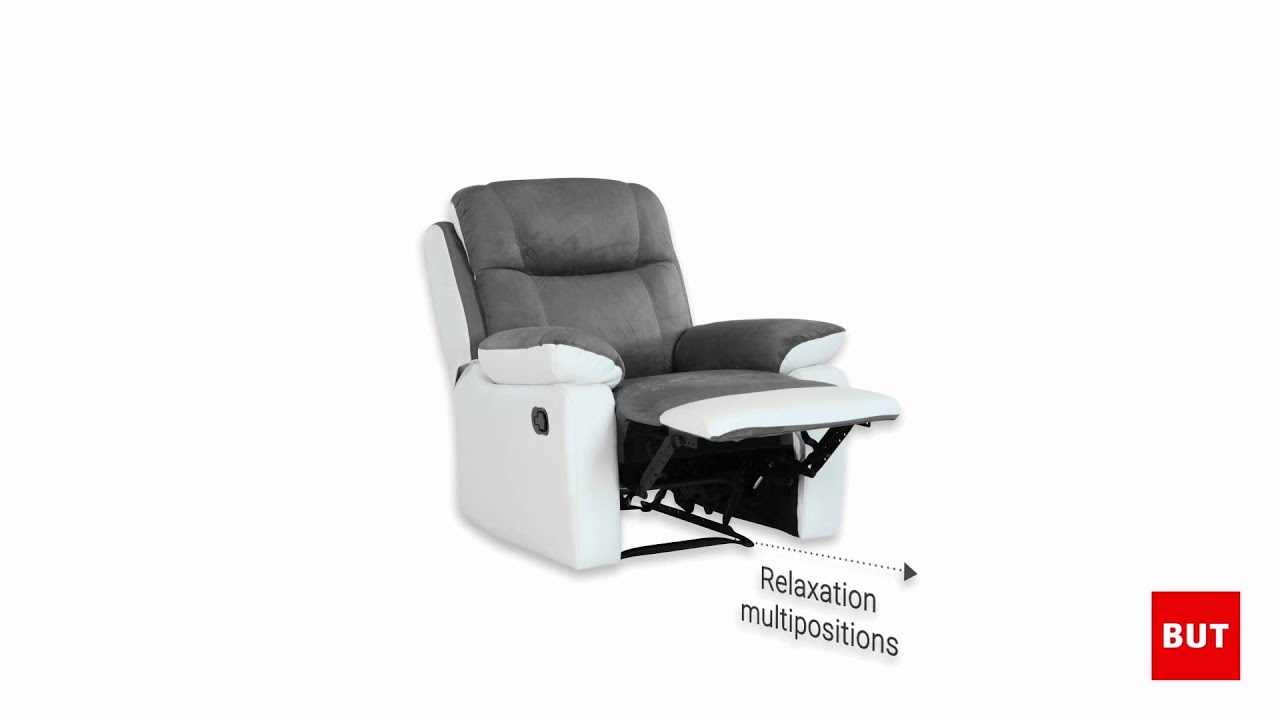 fauteuil relax manuel warm ii but
