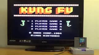 Kung Fu (Nes gameplay) 12/2/18