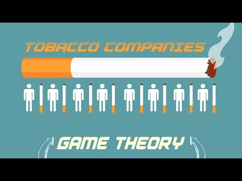 Game Theory Lessons - Historical Example: Tobacco Companies