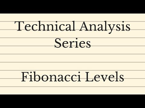 Fibonacci Levels - Technical Analysis Series