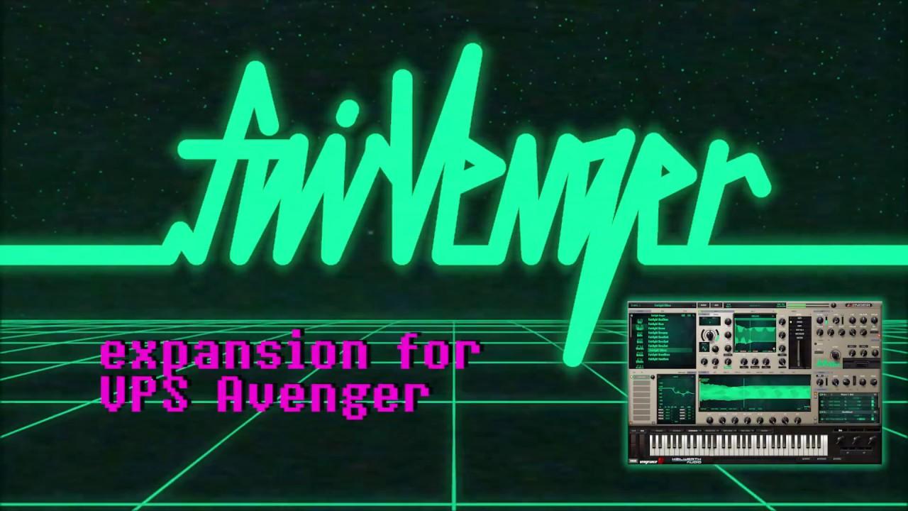 FairVenger # Retrowave Synthwave 80s # VPS Avenger Expansion