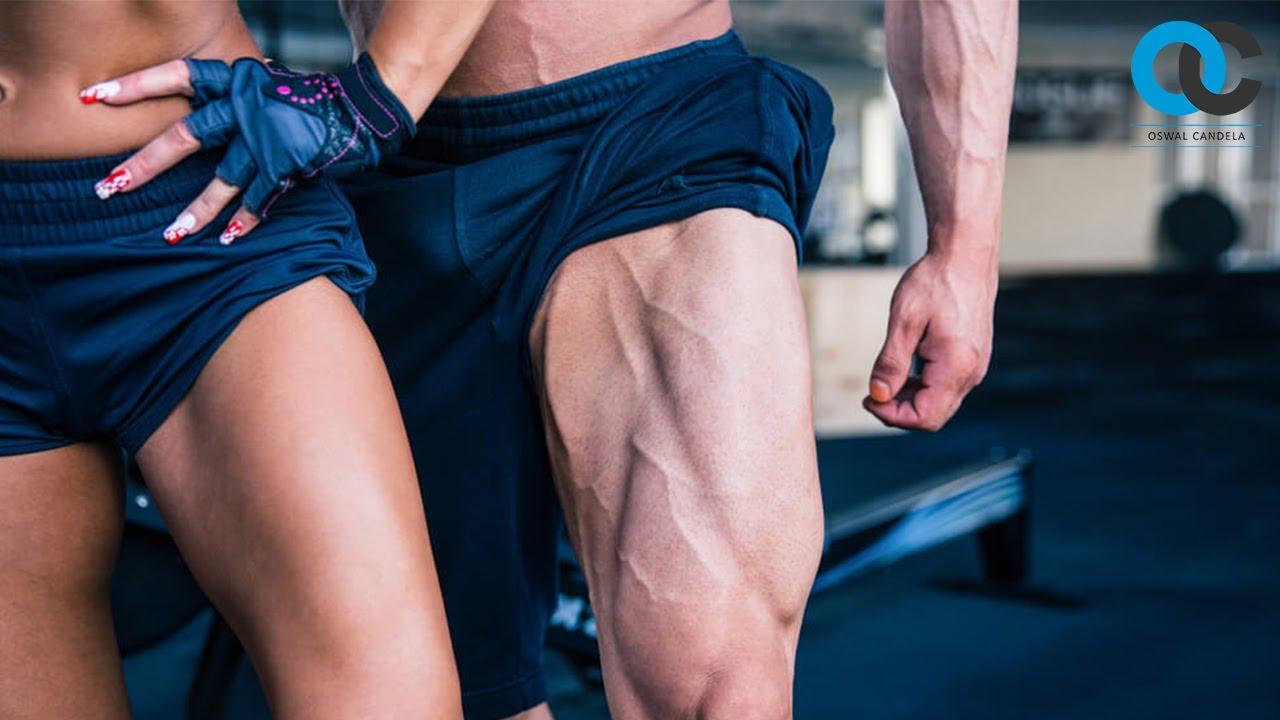 porque no crecen los musculos de mis piernas