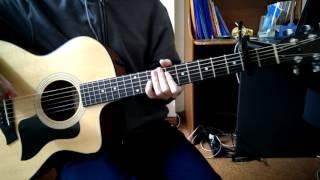 Hướng dẫn guitar  'Sau tất cả'   Erik St 319 đơn giản