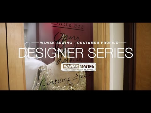 WAWAK Sewing Customer Profile - Opera Philadelphia, Millie Hiibel