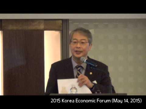 [2015 KOREA ECONOMIC FORUM] Keynote speech(임종룡 금융위원장)