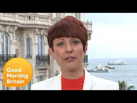 Katy Rickitt Reports on Controversies Surrounding Cannes Film Festival | Good Morning Britain