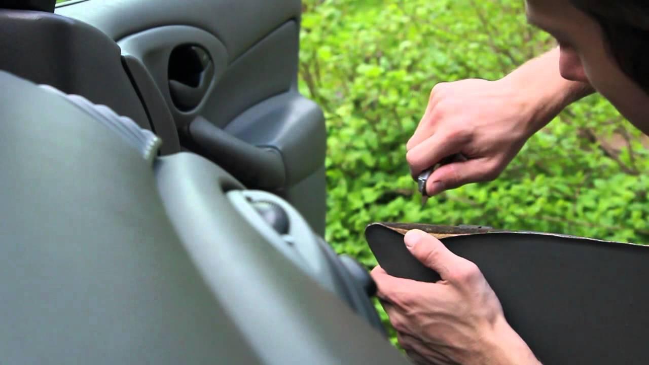 Restoration cap airbag Ford Focus I USA