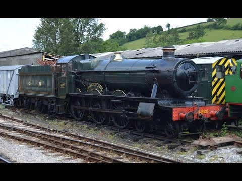 The South Devon Railway Red Timetable Wednesday 8th June 2016