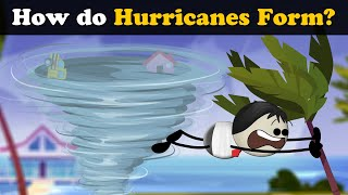 How do Hurricanes Form? + more videos   #aumsum #kids #science #education #children