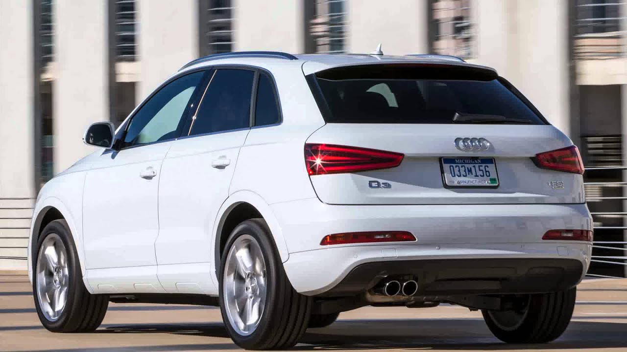 Whether you value efficiency or power, you'll receive both in spades when you buy or lease the new 2018 audi q3. That's because this new audi crossover.