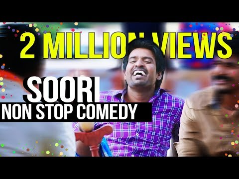 Soori Comedy Collection - Mapla Singam | Rajini Murugan | Kathu Kutti