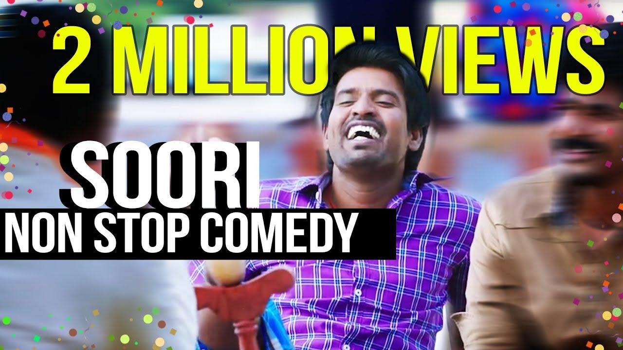 Download Soori Comedy Collection - Mapla Singam   Rajini Murugan   Kathu Kutti   Tamil Latest Comedy Scenes